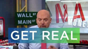 Acorns TV Spot, 'CNBC: Be Unemotional' Featuring Jim Cramer - Thumbnail 3