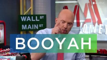 Acorns TV Spot, 'CNBC: Be Unemotional' Featuring Jim Cramer