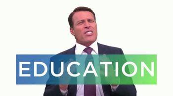 Acorns TV Spot, 'CNBC: Financial Future' Featuring Tony Robbins - Thumbnail 3