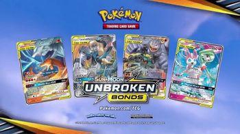 Pokemon TCG: Sun & Moon - Unbroken Bonds TV Spot, 'Power of Teamwork' - Thumbnail 10