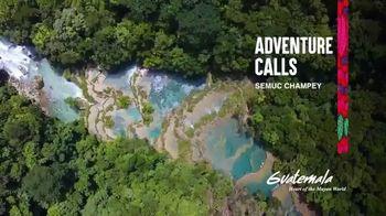 Visit Guatemala TV Spot, 'Semuc Champey' - Thumbnail 9