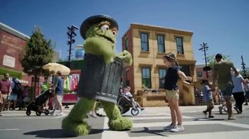 SeaWorld Sesame Street Land TV Spot, 'Now Open'