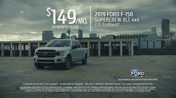 Ford Memorial Sales Event TV Spot, 'The Modern Workhorse' Song by Black Sabbath [T2] - Thumbnail 8