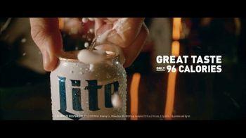 Miller Lite TV Spot, 'Great Taste' - Thumbnail 4