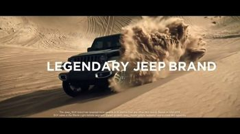 Jeep Celebration Event TV Spot, 'Every Legend' Song by The Kills [T2] - Thumbnail 5