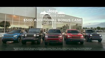 Jeep Celebration Event TV Spot, 'Every Legend' Song by The Kills [T2] - Thumbnail 6