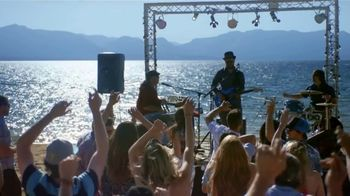 Tahoe South TV Spot, 'Something in the Water: Concert' - Thumbnail 1