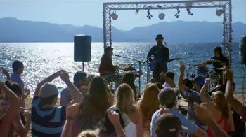 Tahoe South TV Spot, 'Something in the Water: Concert' - Thumbnail 2