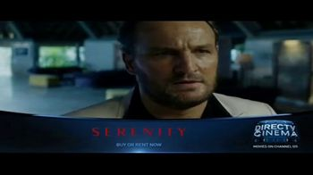 DIRECTV Cinema TV Spot, 'Serenity' - Thumbnail 1