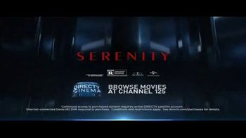 DIRECTV Cinema TV Spot, 'Serenity' - Thumbnail 10