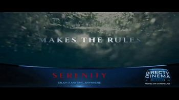 DIRECTV Cinema TV Spot, 'Serenity' - Thumbnail 4
