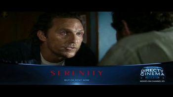 DIRECTV Cinema TV Spot, 'Serenity' - Thumbnail 7