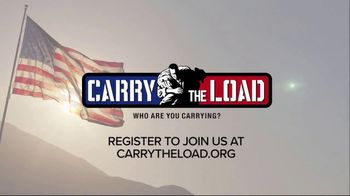Carry the Load TV Spot, 'Stephen Holly: Memorial Day' - Thumbnail 10