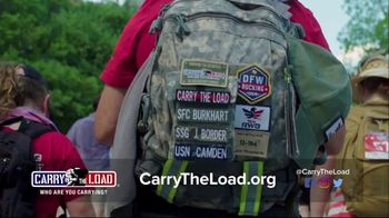 Carry the Load TV Spot, 'Stephen Holly: Memorial Day' - Thumbnail 4
