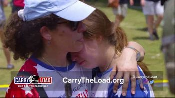 Carry the Load TV Spot, 'Stephen Holly: Memorial Day' - Thumbnail 5