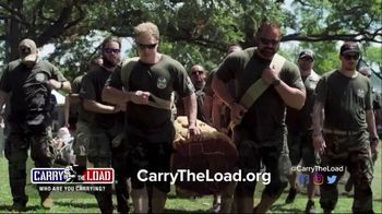 Carry the Load TV Spot, 'Stephen Holly: Memorial Day' - Thumbnail 9