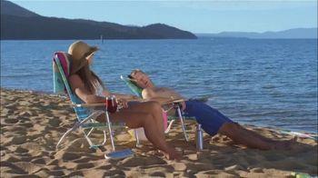 Tahoe South TV Spot, 'Sand Castle'