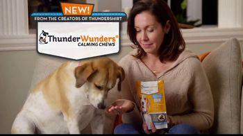 ThunderWunders Calming Chews TV Spot, 'Relaxed Bob' - Thumbnail 4