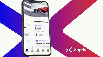 Aaptiv TV Spot, 'Improve Your Body' - Thumbnail 8