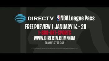 NBA League Pass TV Spot, 'Choices' - Thumbnail 10