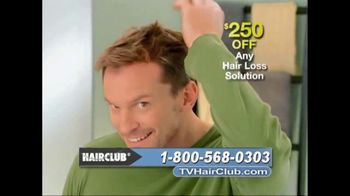 Hair Club TV Spot, 'Stop' - Thumbnail 10