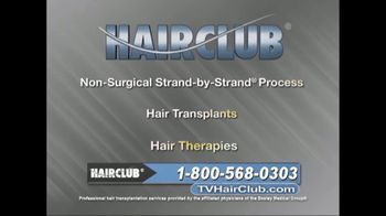 Hair Club TV Spot, 'Stop' - Thumbnail 4