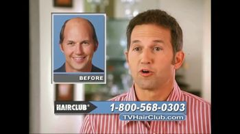 Hair Club TV Spot, 'Stop' - Thumbnail 9