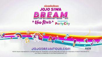 Nickelodeon TV Spot, 'Jojo Siwa D.R.E.A.M. Tour' - Thumbnail 10