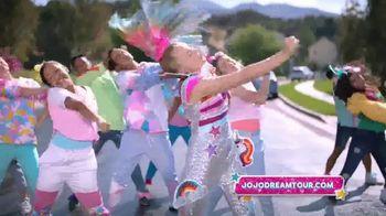 Nickelodeon TV Spot, 'Jojo Siwa D.R.E.A.M. Tour' - Thumbnail 5
