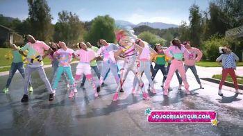 Nickelodeon TV Spot, 'Jojo Siwa D.R.E.A.M. Tour' - Thumbnail 6