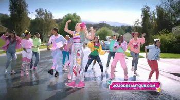 Nickelodeon TV Spot, 'Jojo Siwa D.R.E.A.M. Tour' - Thumbnail 7