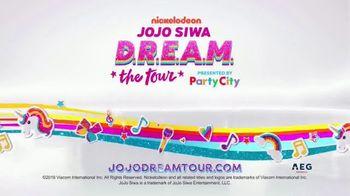 Nickelodeon TV Spot, 'Jojo Siwa D.R.E.A.M. Tour' - Thumbnail 9
