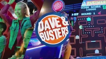 Dave and Buster's TV Spot, 'Long Weekend'
