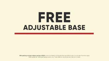 Mattress Firm Save Big Sale TV Spot, 'Free Adjustable Base' - Thumbnail 6