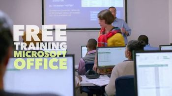 Goodwill Career Center TV Spot, 'Free Training in Microsoft Office' - Thumbnail 7