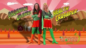 Natural Grocers TV Spot, 'Health Crusader and Organica Girl: Eggs'
