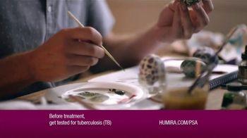 HUMIRA TV Spot, 'Body of Proof: $5 Per Month' - Thumbnail 6