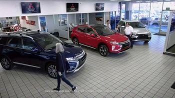 2019 Mitsubishi Eclipse Cross TV Spot, 'In a Mitsubishi' Featuring Jon Bailey [T2] - Thumbnail 2
