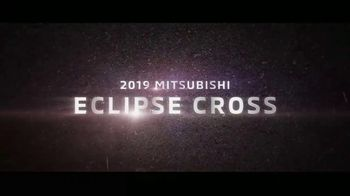 2019 Mitsubishi Eclipse Cross TV Spot, 'In a Mitsubishi' Featuring Jon Bailey [T2] - Thumbnail 5