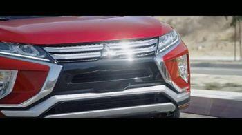 2019 Mitsubishi Eclipse Cross TV Spot, 'In a Mitsubishi' Featuring Jon Bailey [T2] - Thumbnail 6