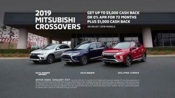 2019 Mitsubishi Eclipse Cross TV Spot, 'In a Mitsubishi' Featuring Jon Bailey [T2] - Thumbnail 8