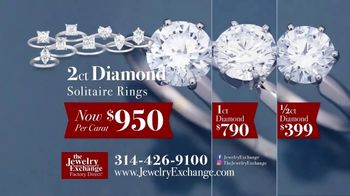 Jewelry Exchange TV Spot, 'Insane Prices on Diamond Studs and Solitaires' - Thumbnail 5