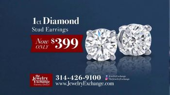 Jewelry Exchange TV Spot, 'Insane Prices on Diamond Studs and Solitaires' - Thumbnail 6