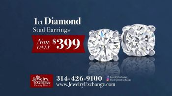 Jewelry Exchange TV Spot, 'Insane Prices on Diamond Studs and Solitaires' - Thumbnail 7