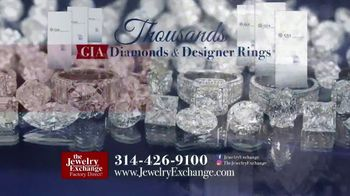Jewelry Exchange TV Spot, 'Insane Prices on Diamond Studs and Solitaires' - Thumbnail 8