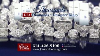 Jewelry Exchange TV Spot, 'Insane Prices on Diamond Studs and Solitaires' - Thumbnail 9