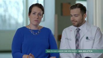 Cancer Treatment Centers of America TV Spot, 'Amy Watson'