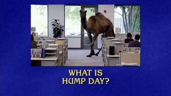 GEICO TV Spot, 'Jeopardy!: Best of GEICO: Hump Day' - 1 commercial airings