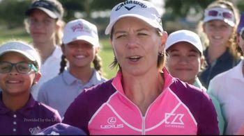 LPGA*USGA Girls Golf TV Spot, 'Golf's Future' Featuring Annika Sorenstam