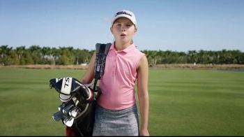 LPGA*USGA Girls Golf TV Spot, 'Golf's Future' Featuring Annika Sorenstam - Thumbnail 1